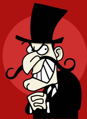 Snidely+Whiplash