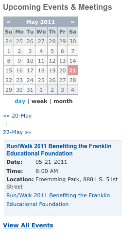 City of Franklin | Home Page