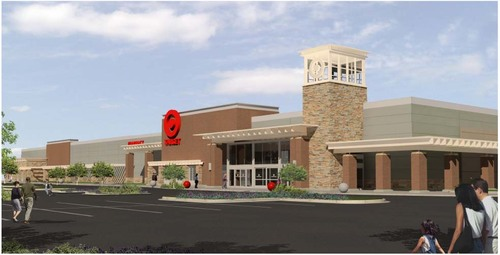 target store images. Target Store planned for Davis